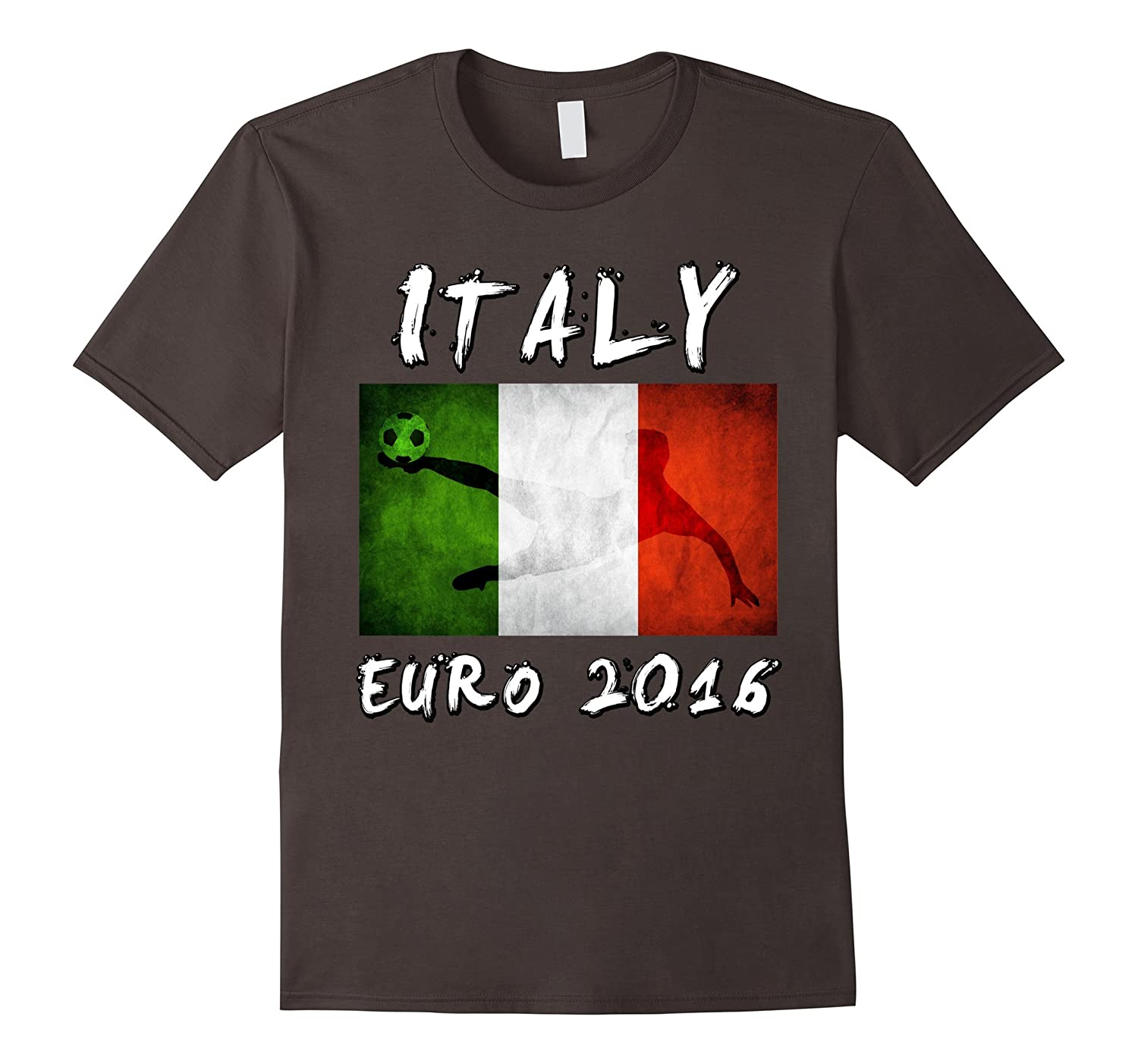 newest f5249 85508 ITALY flag EURO T-shirt Soccer National Football Team Jersey-BN