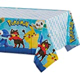 Amscan International – Mantel de plástico 571859 Pokemon Core