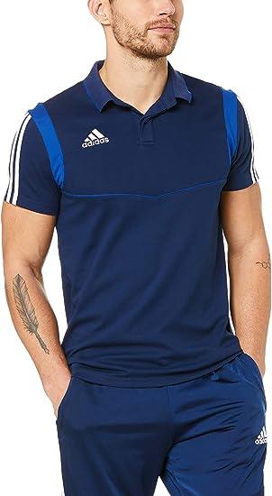 adidas Tiro19 Co Polo - Camiseta Polo Hombre: Amazon.es: Ropa y ...