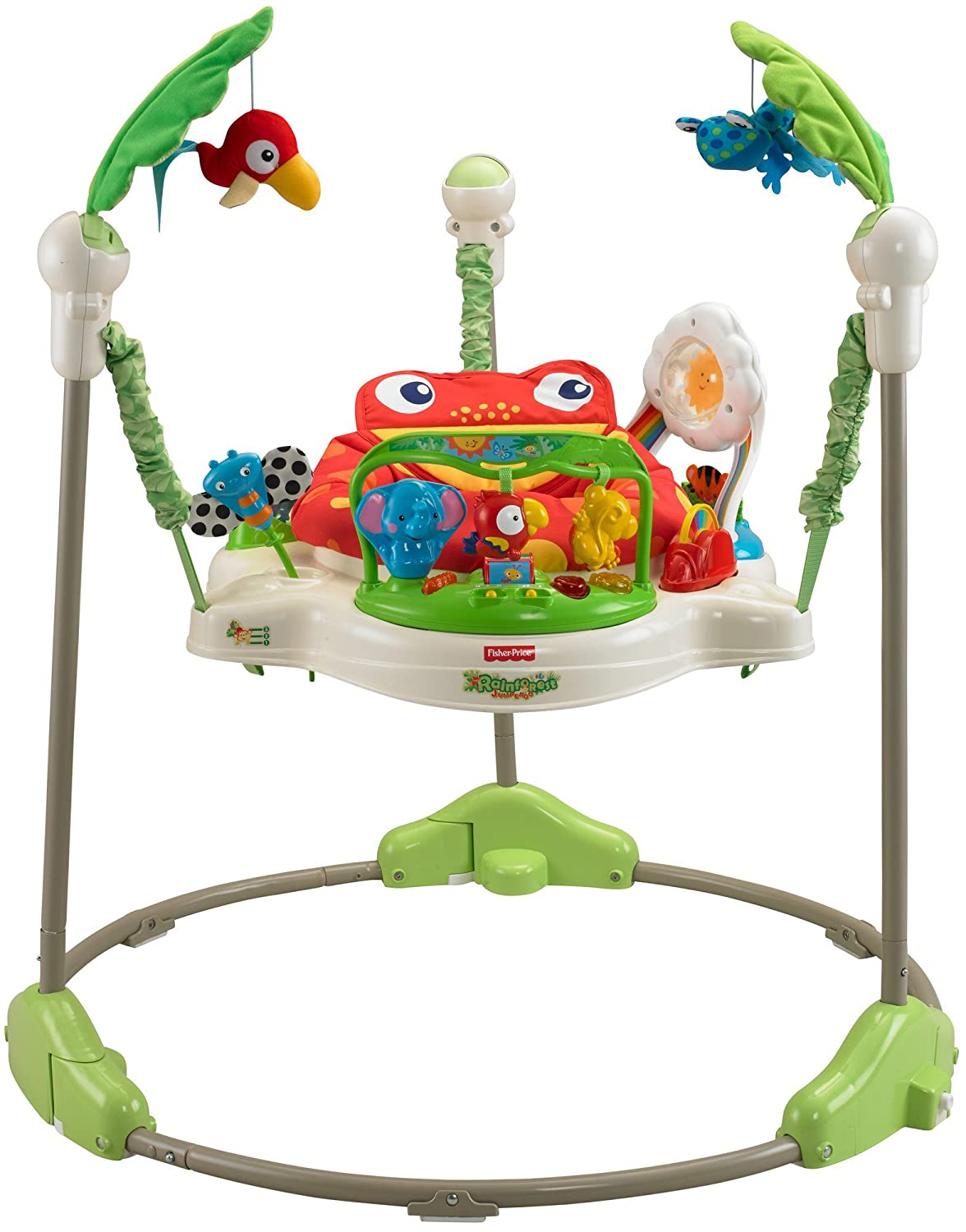 Fisher price jumperoo - Amazon Com Fisher Price Rainforest Jumperoo Infant Bouncers And Rockers Baby