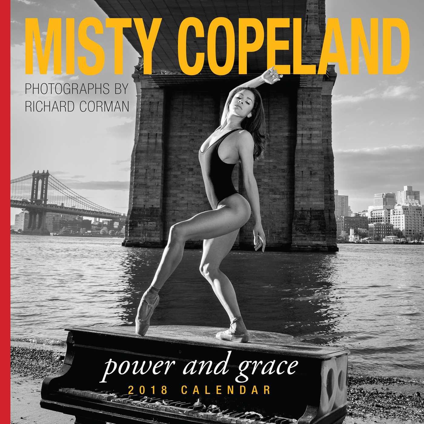Download Misty Copeland 2018 Wall Calendar ebook