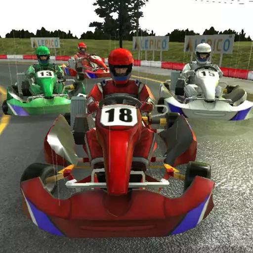 Ultimate Racing (Ultimate Buggy Kart Race)