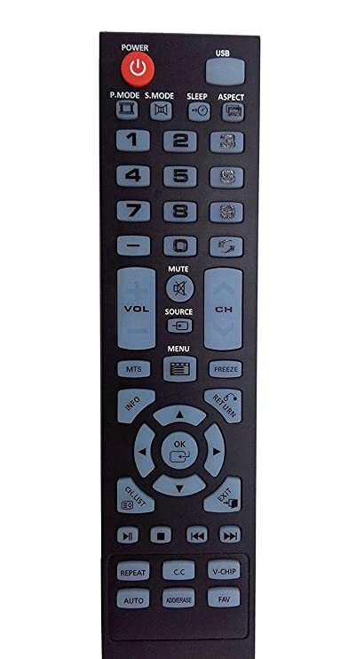 New Remote Controller XHY353-3 fit for Element TV ELEFW247 ELEFW505  ELEFW248 ELEFW247 Elefw504 Eleft326 Elefw195
