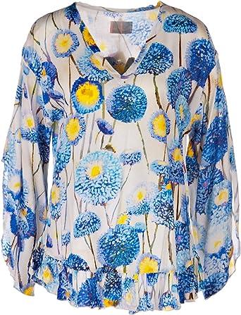 Yippie Hippie - Camisas - para mujer multicolor talla única ...