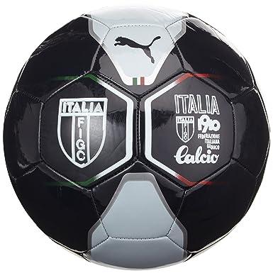 Italia Fan Ball Peacoat-Light Gray Heather 2017 Italy Puma SIZE 5 Peacoat- Light