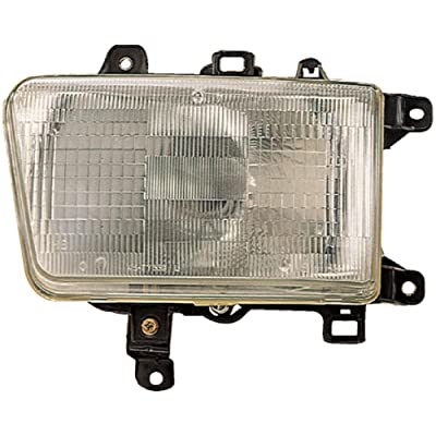 Dorman 1590718 Driver Side Headlight Assembly For Select Toyota Models: Automotive