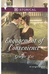 Engagement of Convenience (Harlequin Historical Book 1156) Kindle Edition