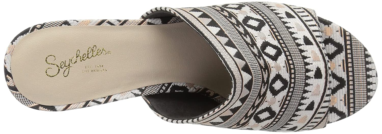 Seychelles Frauen Frauen Frauen Sandalen mit Absatz Metallic Tribal ce0dd2