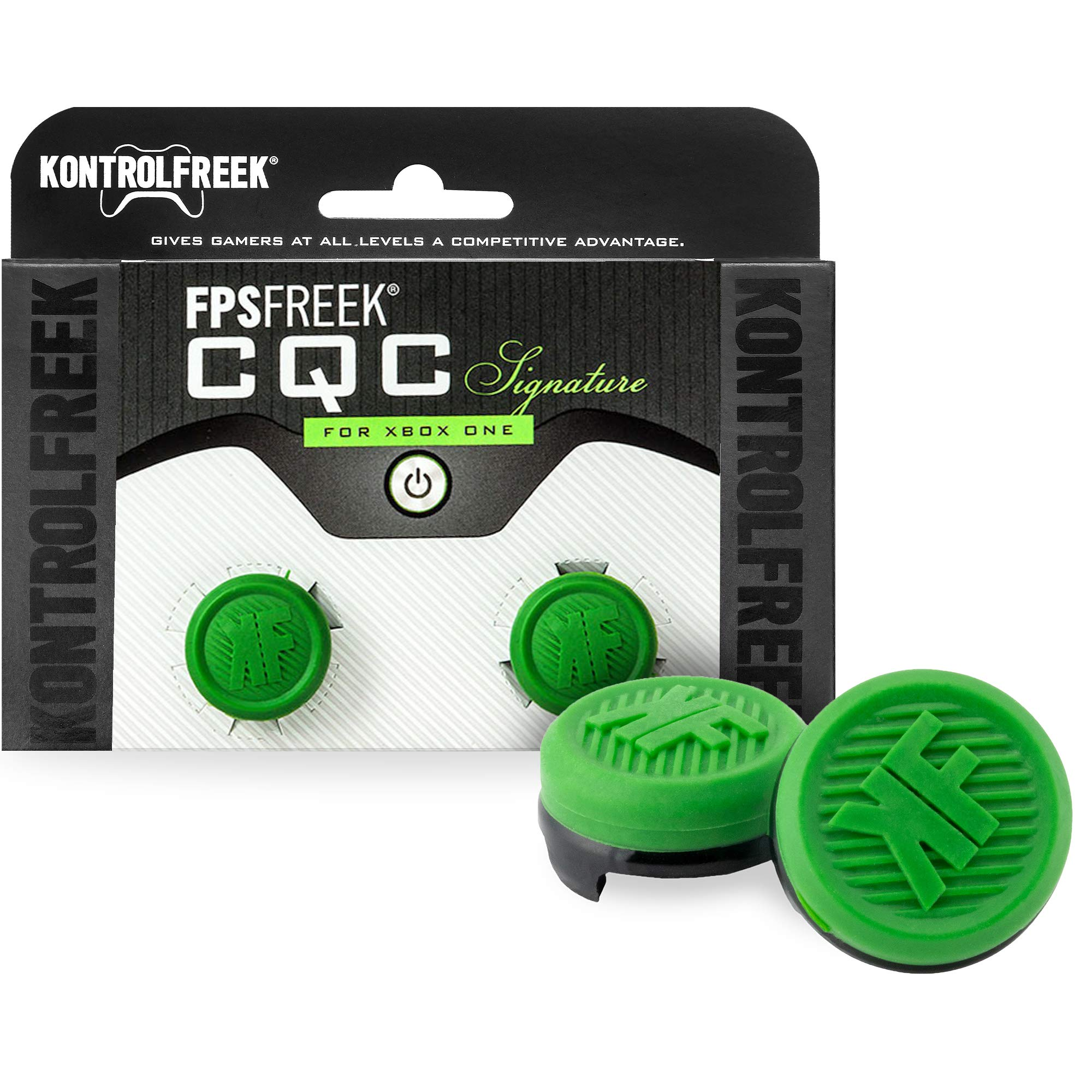 KontrolFreek CQC Signature Edition Performance Thumbsticks for Xbox One Controller by KontrolFreek