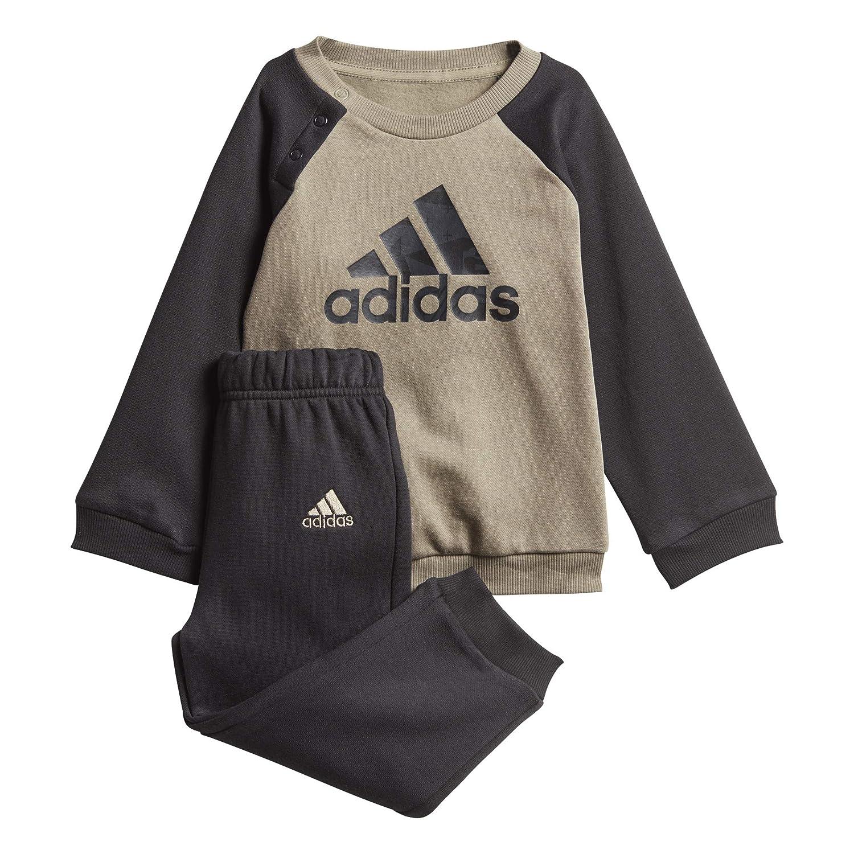 adidas I E Logo Jog FL Chándal, Unisex niños: Amazon.es: Ropa y ...