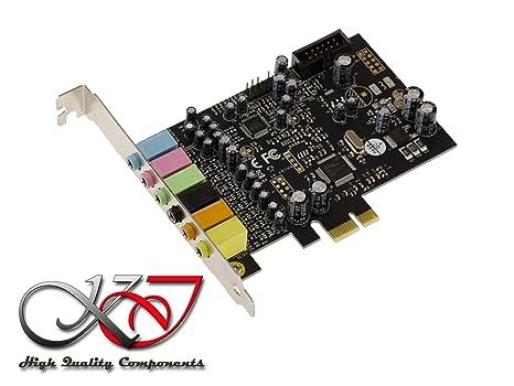 KALEA-INFORMATIQUE Tarjeta de Sonido PCI Express con Sonido ...