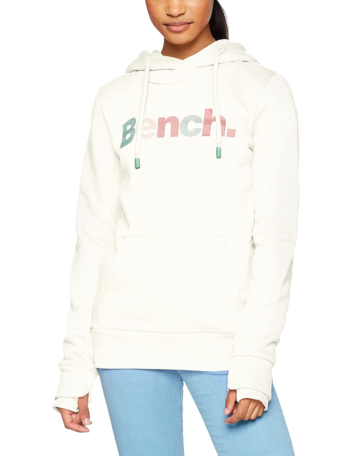 Bench - Womens Hoodie with Logo on The Chest