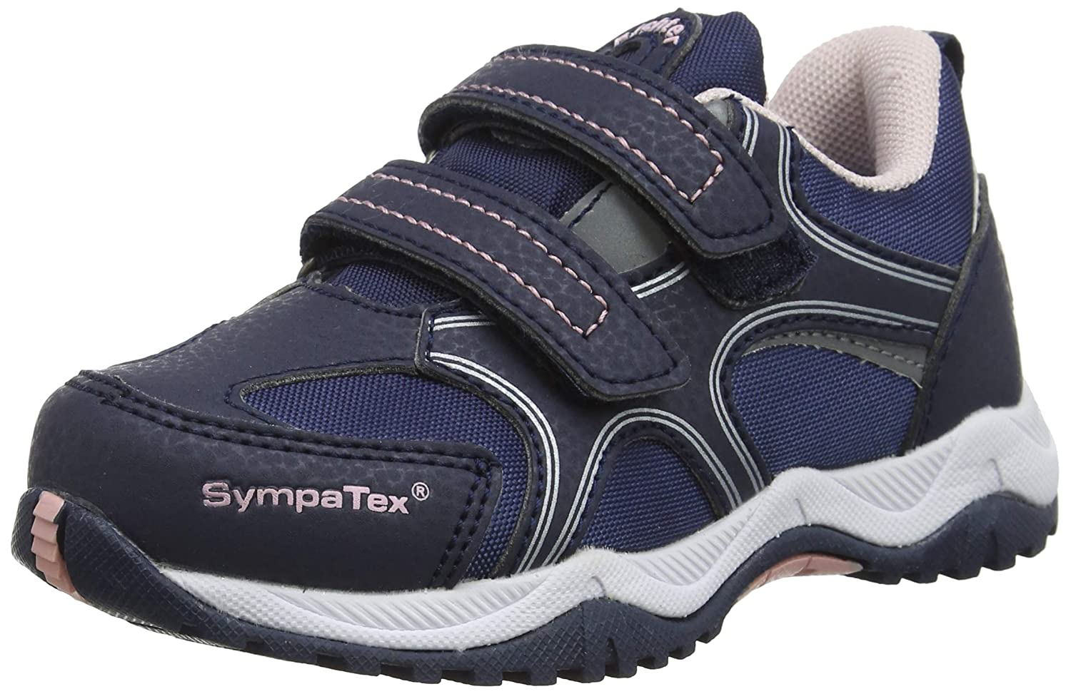 Bleu (Atlantic Passion 7201) Richter Kinderchaussures 31.4818.2571, Baskets Mode Fille 26 EU