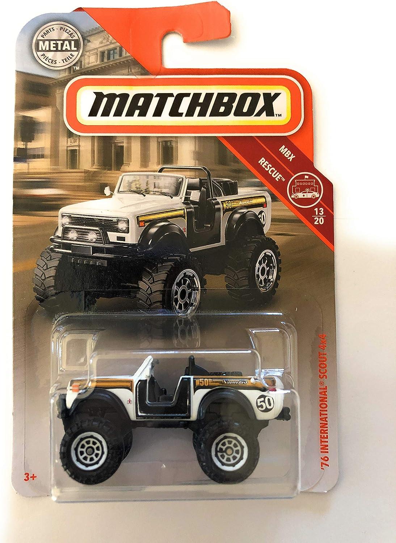 Matchbox 76 International Scout 4x4