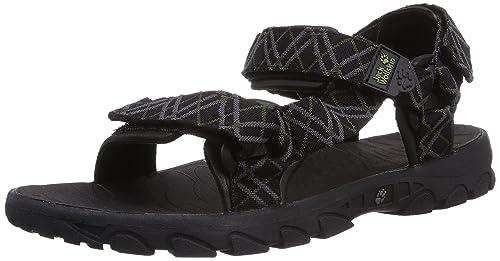 Jack Wolfskin Mens SEVEN SEAS MEN Sports & Outdoor Sandals