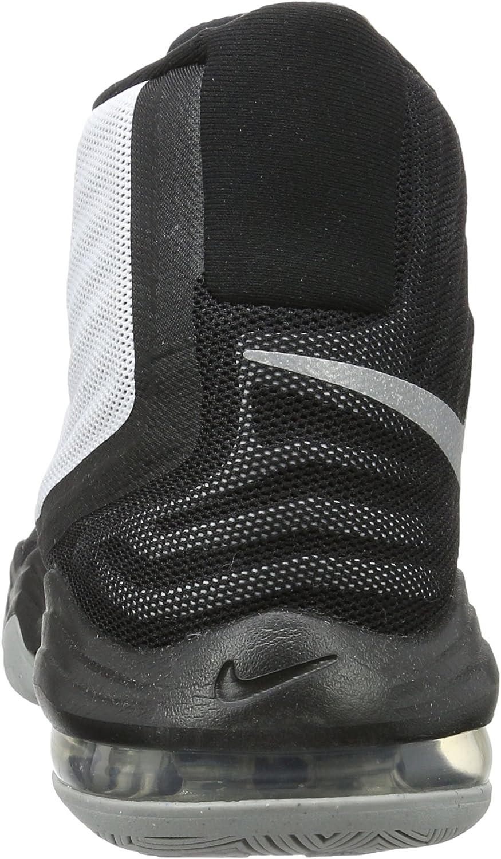 Uganda Idealmente reflejar  Amazon.com   Nike Men's Air Max Audacity 2016 Basketball Shoe   Basketball