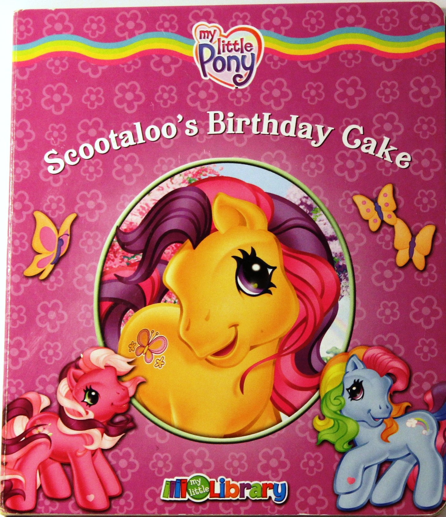 "Download My Little Pony ""Scootaloo's Birthday Cake"" BOARD BOOK pdf"