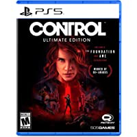 Control: Ultimate Edition - 13200 PlayStation 5 Games and Software