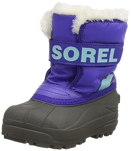 e43d16c37bc Sorel Commander P LO C Cold Weather Boot (Toddler Little Kid)