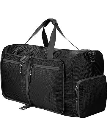 7ee1e1cc9b39c Sailnovo Leichte Faltbare 85L Reise-Gepäck Duffel Taschen Weekender  Übernachtung Taschen Reisetasche Sporttasche für Sport