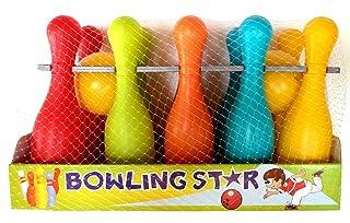 Gioco di Bowling Trasportabile 10+2 30x8x8 cm. (Karpan 1204)
