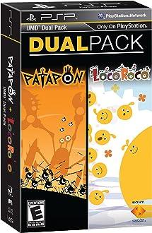 Amazon com: PSP Dual Pack- Patapon & LocoRoco: Video Games