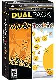 PSP Dual Pack- Patapon & LocoRoco