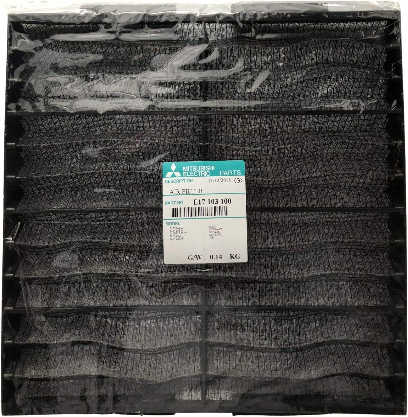 Mitsubishi Electric E17 103 100 Ceiling Cassette Air Filter Home ...