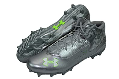 d835018365f8 Image Unavailable. Image not available for. Color: Under Armour Men's UA  Ripshot Mid MC Lacrosse Football Field Cleats ...