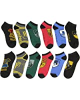 Harry Potter Woman's 6 Pairs Socks