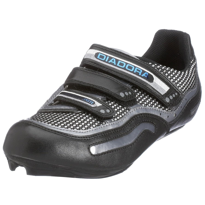 Diadora 320 Astro Rennradschuh, schwarz