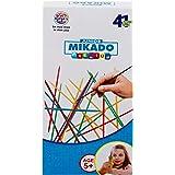 Tiny Cuddles Mikado Plastic Sticks Game (Multicolour, TCM01)