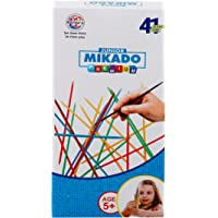Tiny Cuddles Mikado Plastic Sticks Game (Multicolour, TCM01)