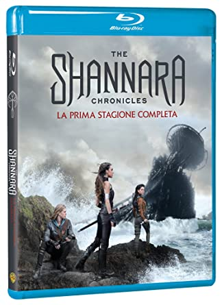 The Shannara Chronicles (2016) Prima Stagione 3XBD Bluray 1080p AVC ITA ENG DTS-HD 5.1 MA TRL