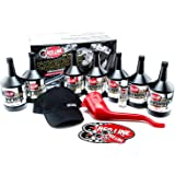 Red Line 90226 Big Twin 20w50 Power Pack Oil Package (Complete Kit)