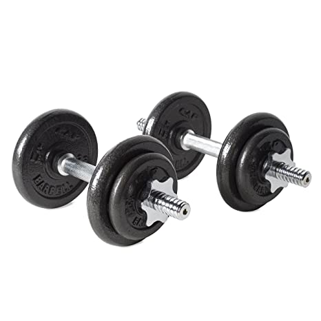 fcef83a3e7a Amazon.com   CAP Barbell 40-pound Adjustable Dumbbell Set with Case    Weights   Sports   Outdoors
