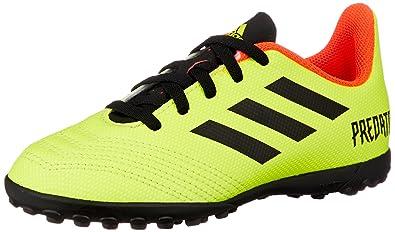 ef6414d80a Chuteira Society Adidas Predator 18.4 Tf Infantil Cor  AMA PTO VERM - Tam