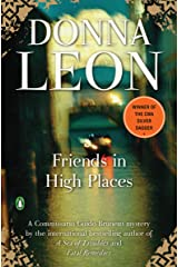 Friends in High Places (Commissario Brunetti Book 9) Kindle Edition