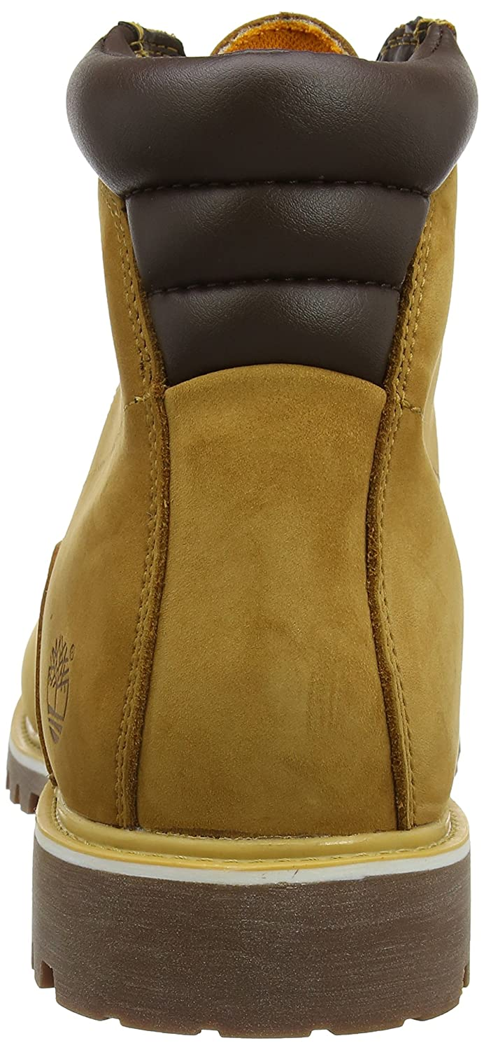 a9818cf2 Timberland 6 inch Basic Alburn, Men's Boots: Amazon.co.uk: Shoes & Bags