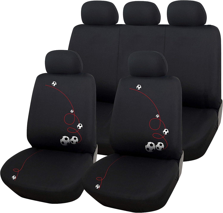 EUGAD 0019QCZT Auto Sitzbez/üge Sitzbezug Schonbez/üge Sitzbezug Werkstatt Auto universal Autositzschoner