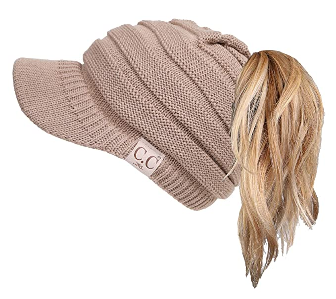 48a6e286deb BT1-1322-13a 365 All Season Brim BeanieTail - Camel at Amazon ...