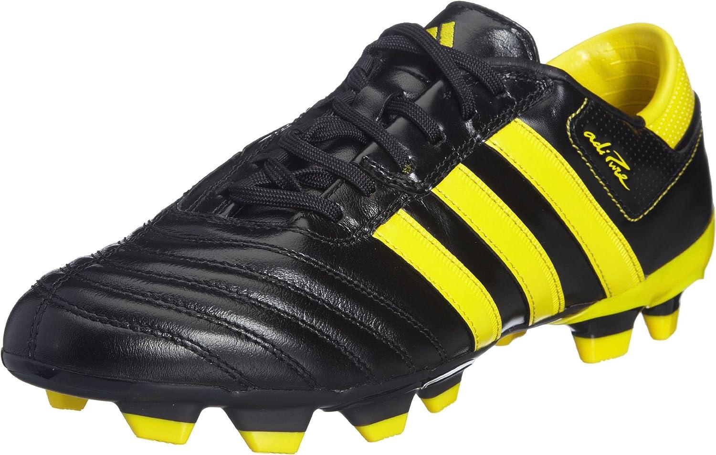 adidas Adipure III TRX FG Black Yellow G14145 Negro/Amarillo ...