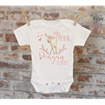 Baby vest novelty gift can be personalised set 3 design 13