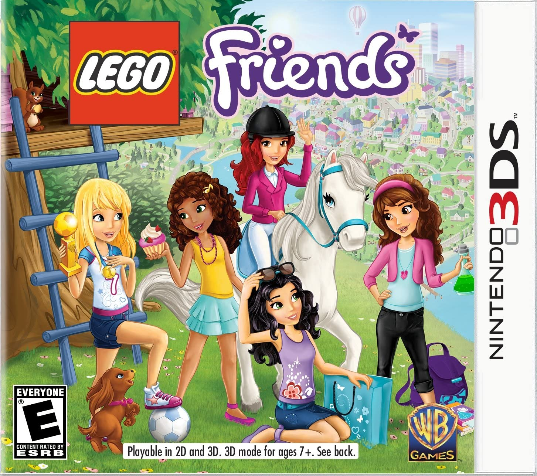Amazon.com: LEGO Friends - Nintendo 3DS: WB Games: Video Games
