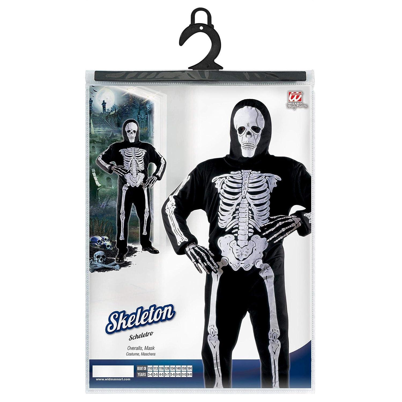 My Other Me Me-203638 Disfraz de esqueleto, 3-4 años (Viving ...