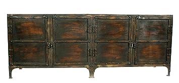 CDI FURNITURE MV1082 Industrial Metal TV Cabinet