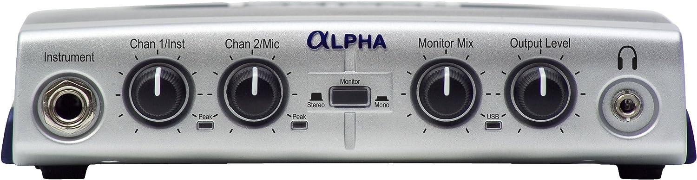 Amazon.com: Lexicon ALPHA 2 canales computadora estudio de ...