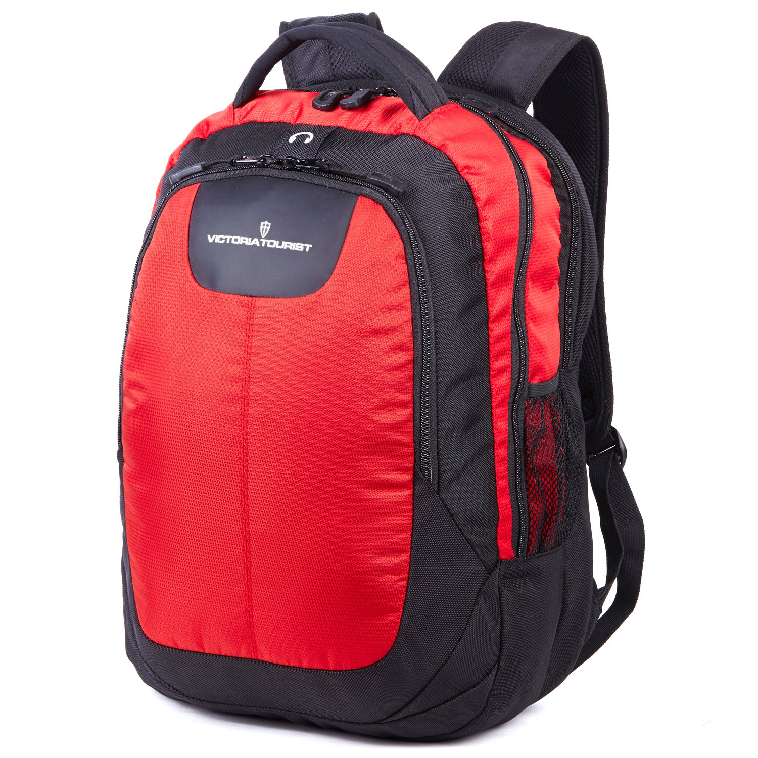 03eae9eabb5b Victoriatourist Laptop Backpack with Computer Compartment Fits up to 15.6  inches (red8002)