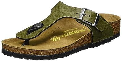 950c1e8baf4212 BIRKENSTOCK Unisex-Kinder Gizeh Pantoletten  Amazon.de  Schuhe ...