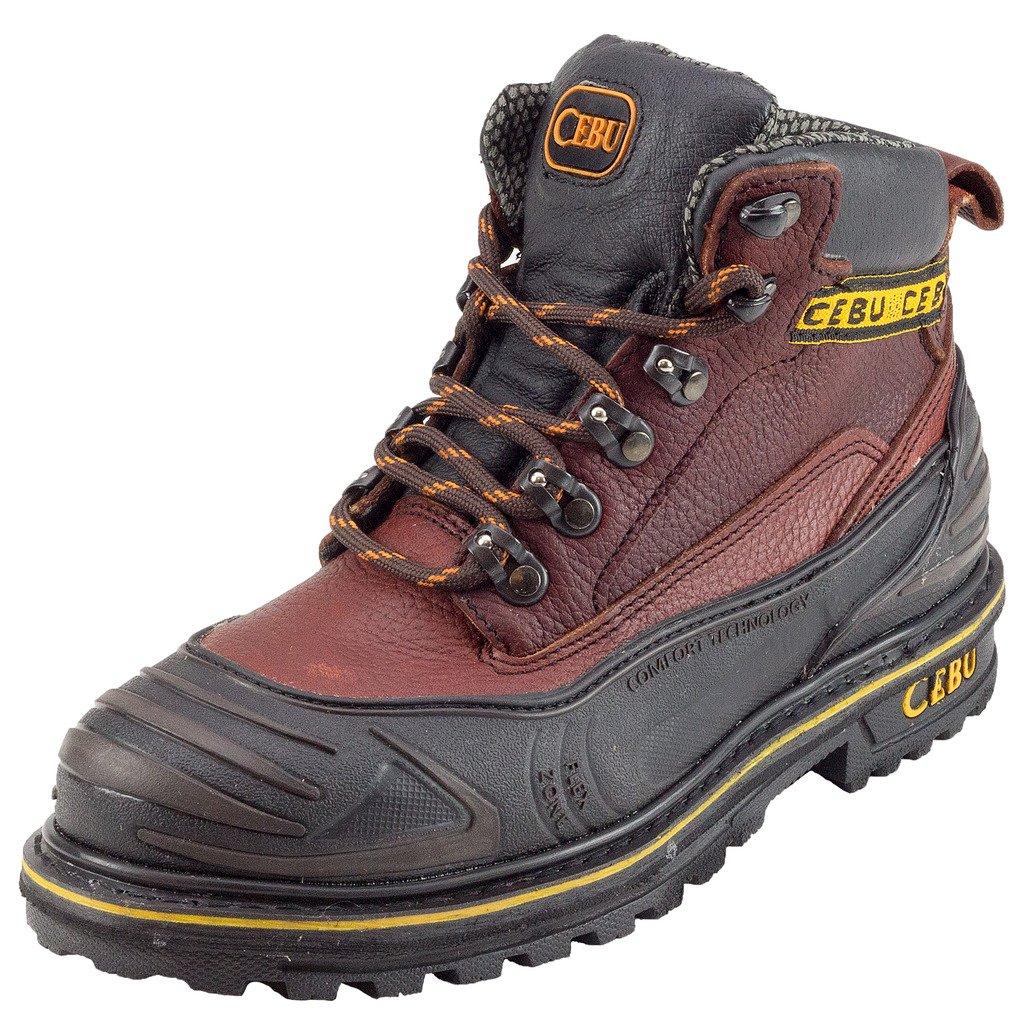 "CEBU Men/'s Tk BorceGuardax 6/"" Work Boot"